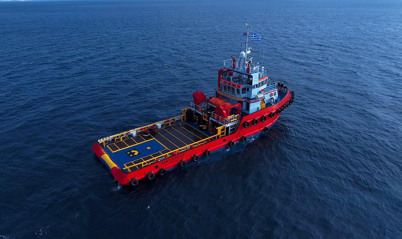Pantokrator - Vessel | Anchor Handling, Salvage Tug